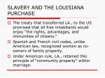 slavery and the louisiana purchase3