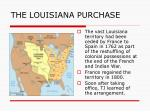 the louisiana purchase1
