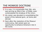 the monroe doctrine1
