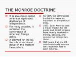 the monroe doctrine4