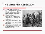 the whiskey rebellion1