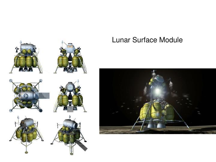 Lunar Surface Module