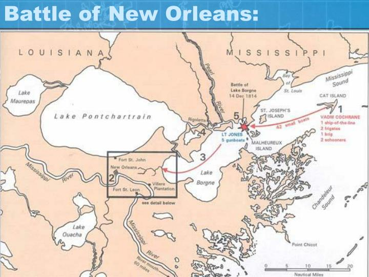 Battle of New Orleans:
