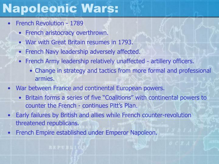 Napoleonic Wars: