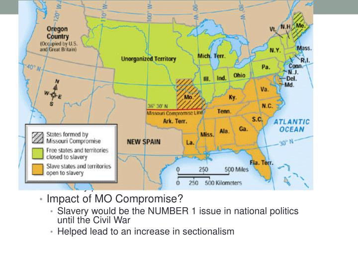 Sectionalism and Nationalism
