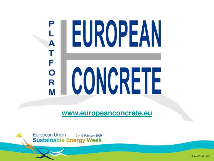 www.europeanconcrete.eu