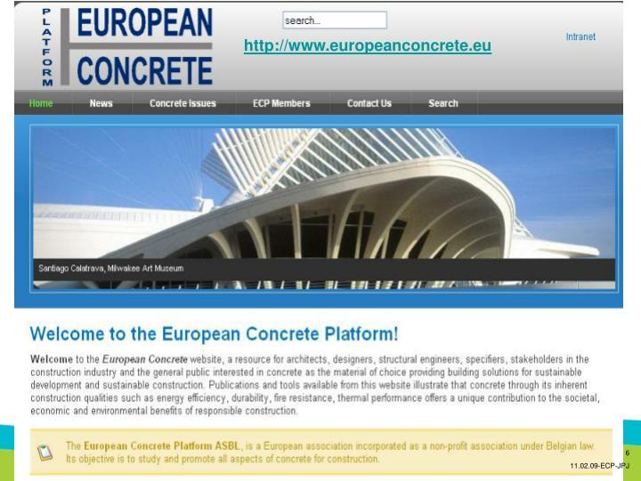 http://www.europeanconcrete.eu