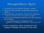 managed beans again