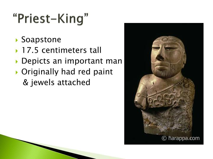 """Priest-King"""