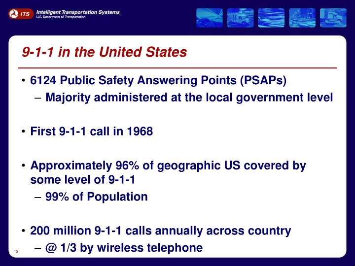 9-1-1 in the United States
