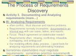 the process of requirements discovery2