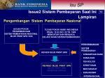pengembangan sistem pembayaran nasional