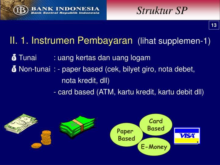 Struktur SP