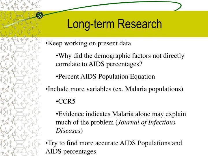Long-term Research