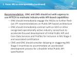 1 focus mu on interoperability continued