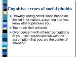 cognitive errors of social phobia2