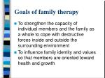 goals of family therapy1