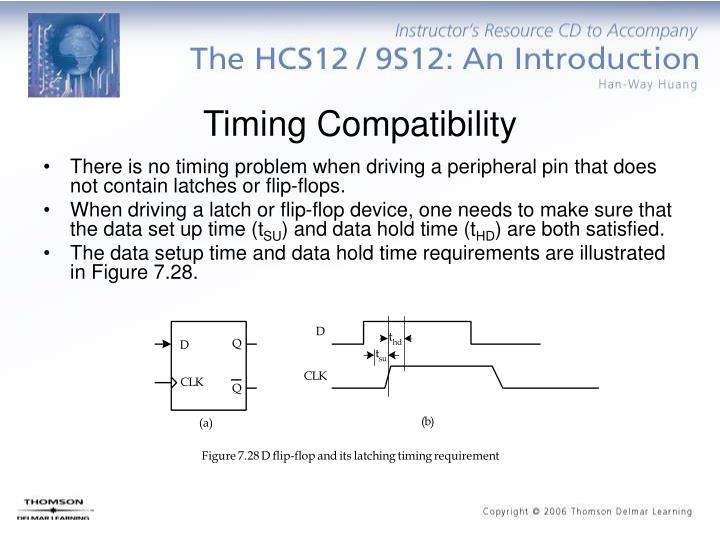 Timing Compatibility