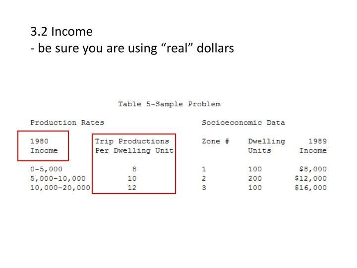 3.2 Income