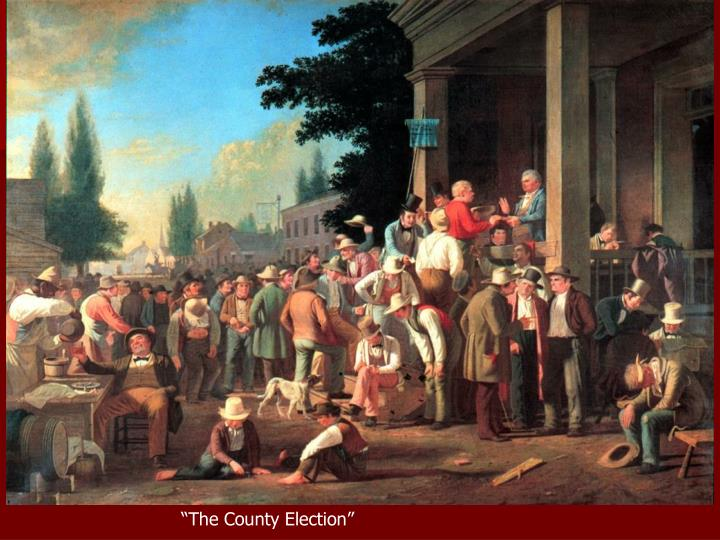 """The County Election"""