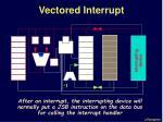 vectored interrupt