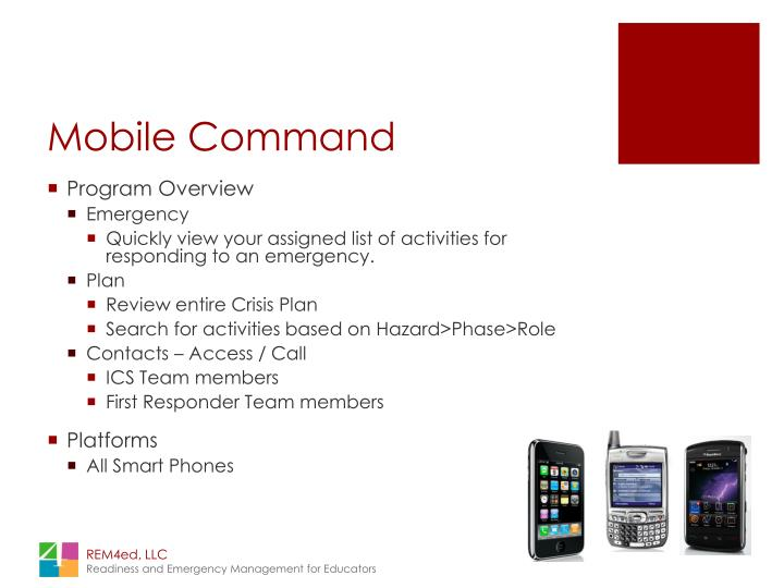 Mobile Command