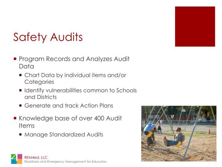 Safety Audits