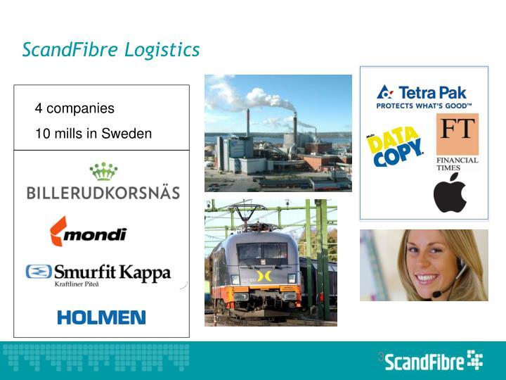 ScandFibre Logistics