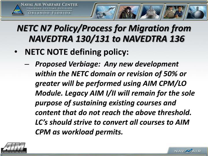 NETC N7