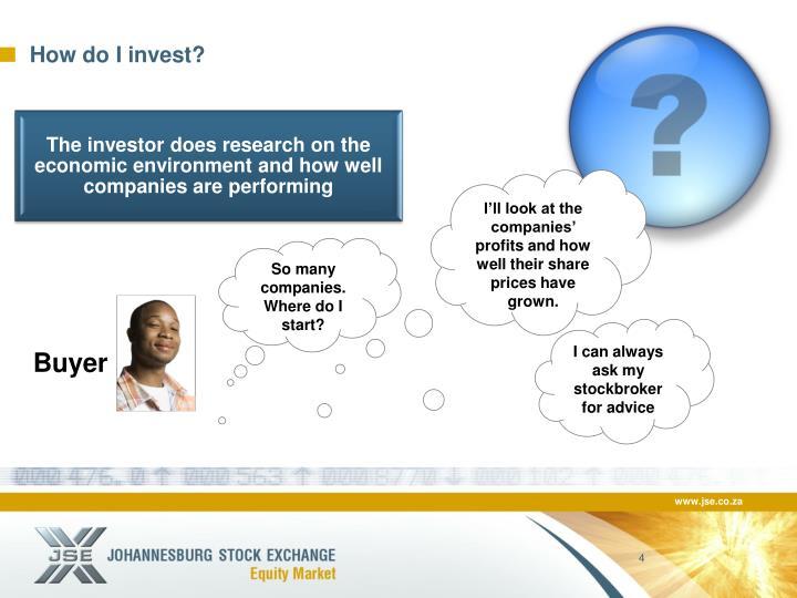 How do I invest?
