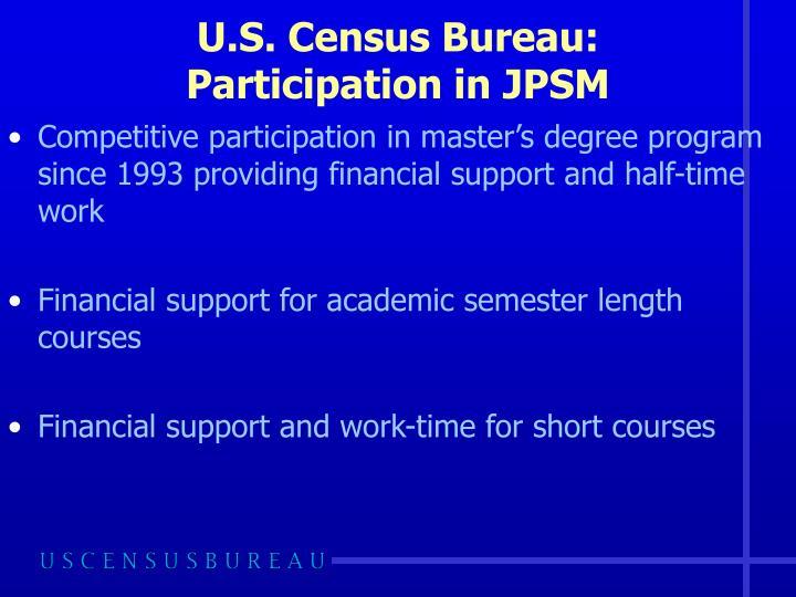 U.S. Census Bureau: