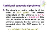 additional conceptual problems2
