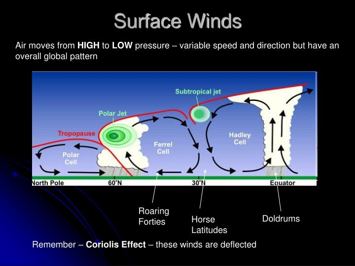 Surface Winds