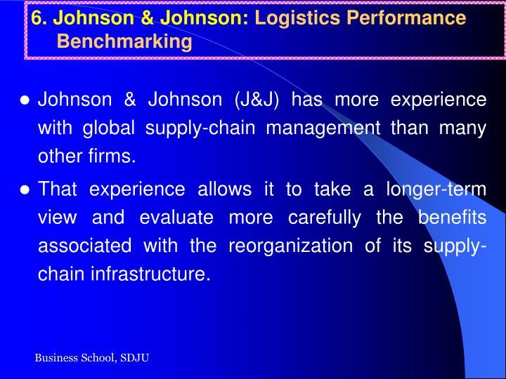 6. Johnson & Johnson: