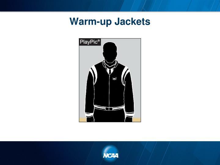 Warm-up Jackets
