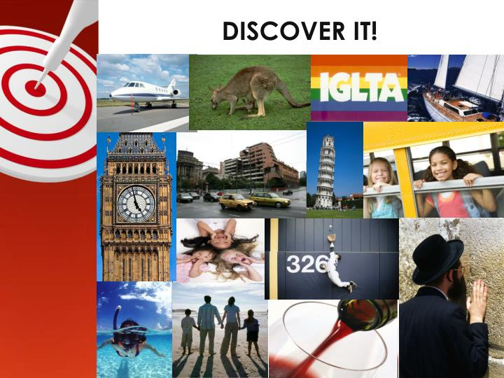 DISCOVER IT!