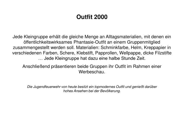 Outfit 2000