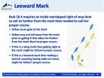 leeward mark4