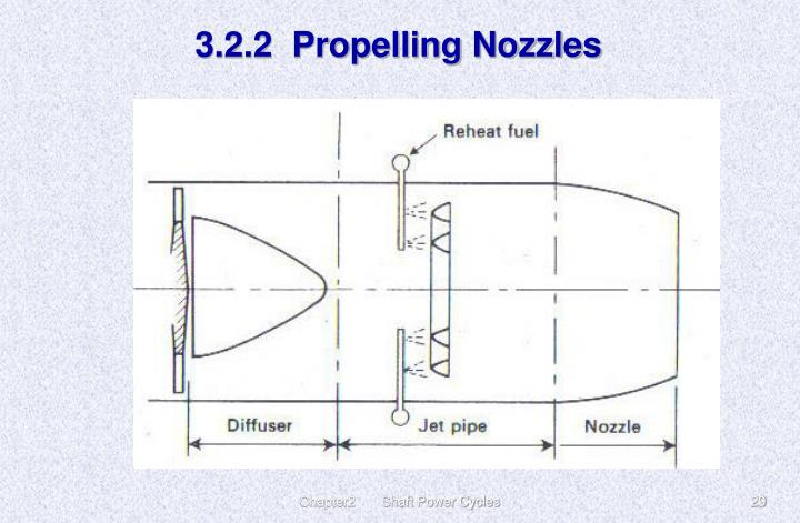 3.2.2  Propelling Nozzles