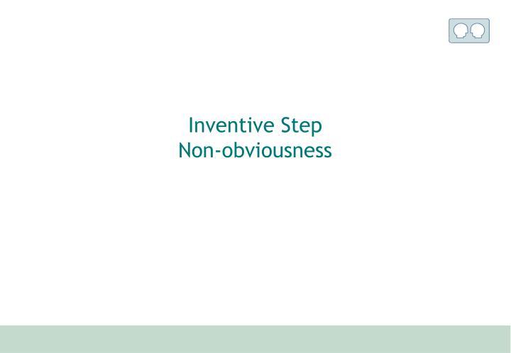 Inventive Step