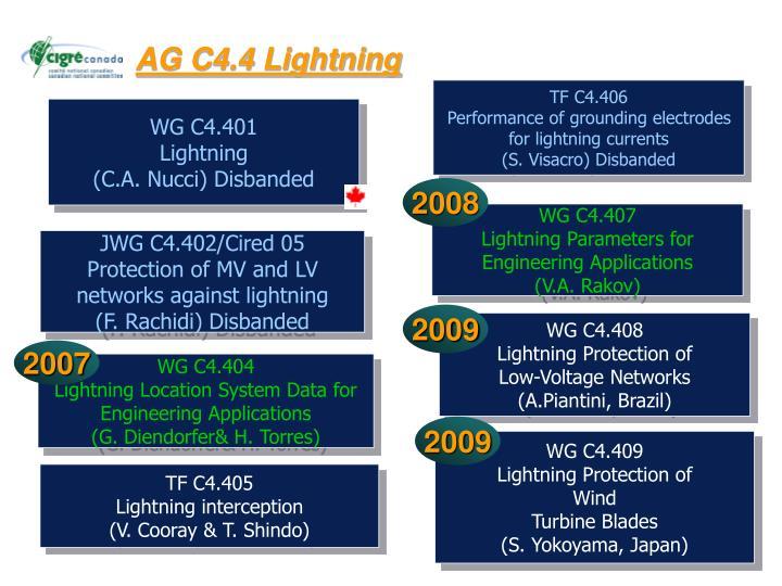 AG C4.4 Lightning