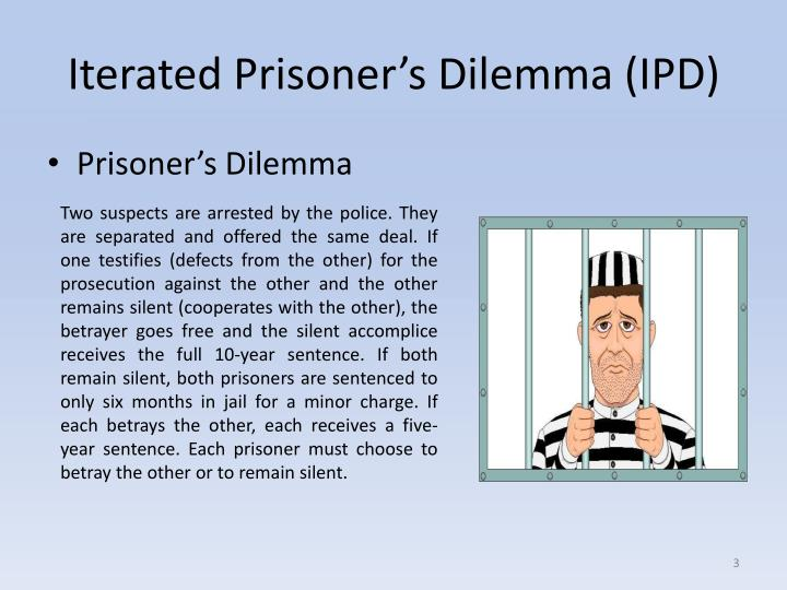 Iterated prisoner s dilemma ipd
