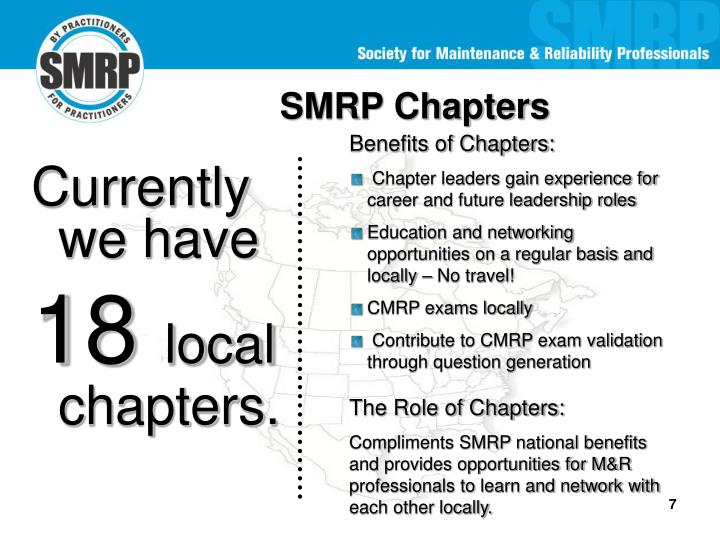 SMRP Chapters