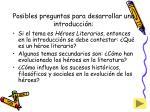 posibles preguntas para desarrollar una introducci n