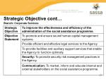 strategic objective cont2