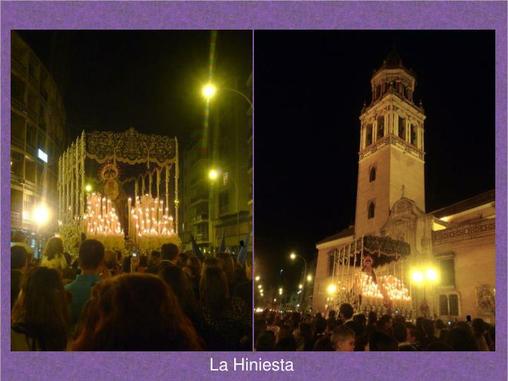 La Hiniesta