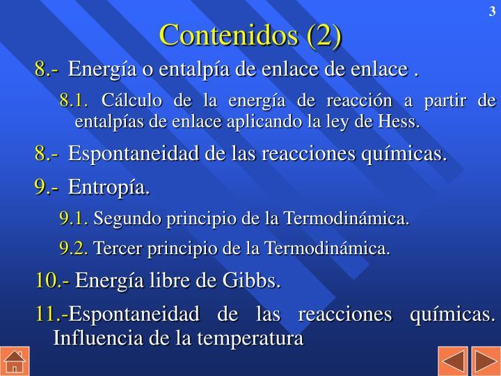 Contenidos (2)