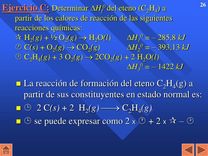Ejercicio C: