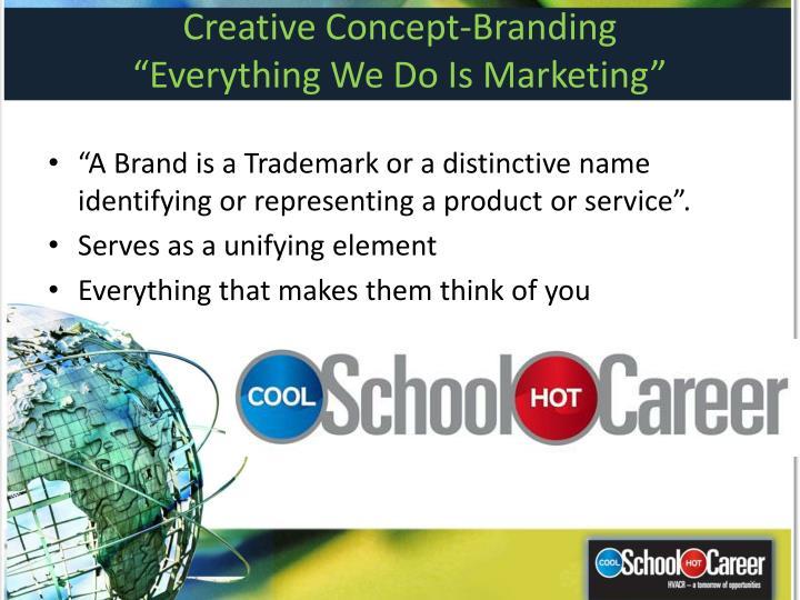 Creative Concept-Branding