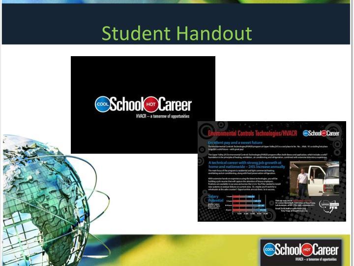 Student Handout